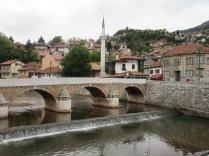 Bridge over the Miljacka River
