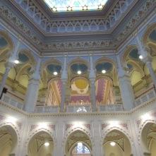 Restored interior of Vijecnica